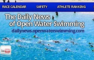 OPEN WATER SWIMMING – Abhejali Bernardová Scores a 10 Across The North Channel