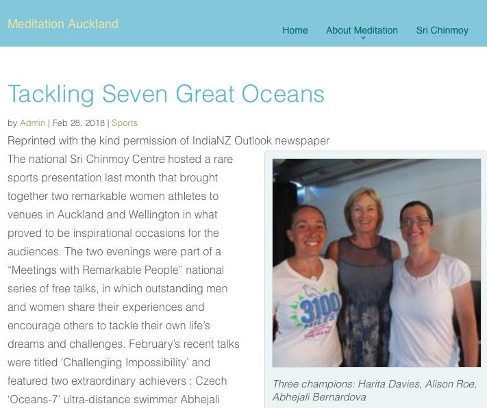 Tackling Seven Great Oceans