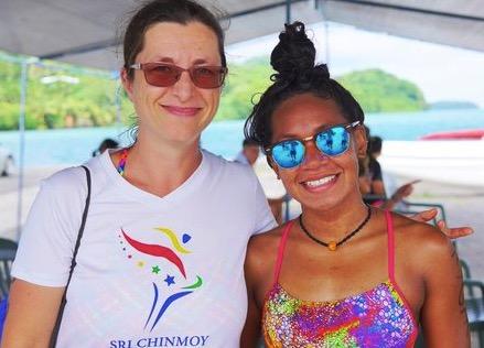 Abhejali Bernardová Continues Her Mission In Palau – WOWSA