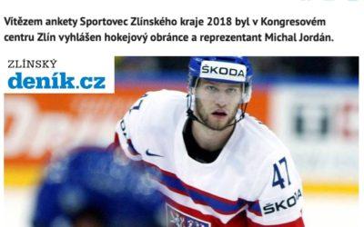 Sportovec Zlínského kraje 2018 – TOP 10 – Abhejali Bernardová – Zlínský deník